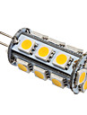2W G4 LED Corn Lights T 18 SMD 5050 110 lm Warm White DC 12 V