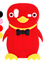 Penguin Design Blød Taske til Samsung Galaxy Ace S5830 (Assorterede farver)