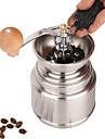 Нержавеющая сталь Мюллер Руководство Grinder Coffee Mill, W16.5cm х L9.5cm х H9cm