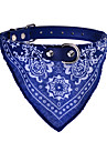 Dogs Totem Design Adjustable Collar Bandanas(Random Color)