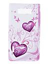 Heart-Shape Pattern Soft Case for LG Optimus L7 P705