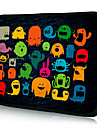 "Funny Patterns Laptop Tablet Nylon Material Waterproof Sleeve Case for 11"" 13"" 15"""