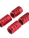 Автомобильные шины клапанов украшения Cap (разных цветов ,4-Piece)