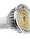 6W GU10 LED Spotlight MR16 48 540 lm Warm White AC 100-240 V