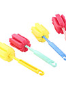 Coffee Pot Sponge Cleaning Brush (Assorted Colors)