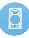 Наклейка rfid nfc с обратным клеем (10 шт)
