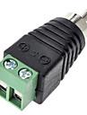 RCA Male Conecter Verde plug