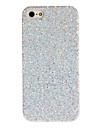 Custodia rigida, con brillantini, in PC, per iPhone 5/5S