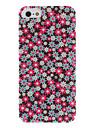 coloré cas dur de PC de modèle de tournesol avec mat intérieur pour iphone 5/5s