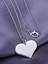 Necklace Pendants Jewelry Party Fashion Alloy Silver 1pc Gift