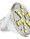 2w gu4 (mr11) projecteur conduit mr11 18 smd 2835 180-200 lm cool blanc dc 12 / ac 12 v