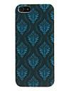 Для Кейс для iPhone 5 С узором Кейс для Задняя крышка Кейс для Геометрический рисунок Твердый PCiPhone 7 Plus / iPhone 7 / iPhone 6s