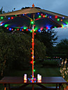 200-LED 22M Solar Power Multicolor Fairy String Light Lamp Xmas Party Wedding Garden Decor