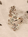 Ring Party / Daily / Casual Jewelry Alloy / Resin Women Statement Rings Coppery