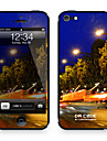 """Code Da ™ Skin pour iPhone 4/4S: """"Champs Elysee Traffic"""" (City Series)"""