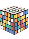 SHS 5x5x5 Brain Teaser Magic IQ Cube Toy (Black Base)
