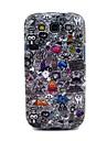 Varias Estuche blando Elementos TPU IMD para Samsung Galaxy S3 I9300