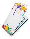 For iPhone 5 Case Case Cover Flip Full Body Case Cartoon Hard PU Leather for iPhone SE/5s iPhone 5