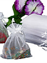 Pochettes à bijoux Tissu Blanc