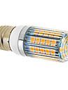 E26/E27 9 W 47 SMD 5050 690 LM Warm White Corn Bulbs AC 220-240 V
