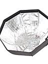 80cm/32in Octagon Softbox Selens Umbrella Reflector Soapbox For SpeedLight/Flash
