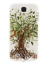 Morning Glory Pattern Plastic Protective Hard Back Case Cover for Samsung Galaxy S4 I9500