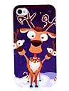 Beau motif de bande dessinee antilope ABS arriere pour l\'iPhone 4/4S