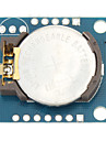 relogio de tempo real baseado DS1307 pequena I2C RTC modulo de memoria para 24C32 (para arduino) ak