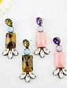 Earring Drop Earrings Jewelry Women Party / Daily Alloy KAYSHINE