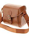 IH288-SBR One-Sholder Bag for Camera/Camcorder (Light Brown)