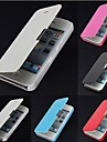 MAYLILANDTM Frosted Design Magnetic Buckle Full Body Case for iPhone 4/4S (Assorted Colors)