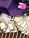 Mode d'or affichage Prix à payer (d'or) (500pcs)