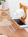 Universal Cartoon Mobile Adjusted Charging Holders(Random Color)
