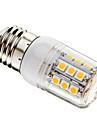 3W LED лампы типа Корн T 27 SMD 5050 350 lm Тёплый белый Регулируемая AC 220-240 V
