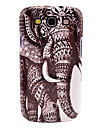 Elephant Pattern Case for Galaxy III ,Cover for Galaxy 3 I93000