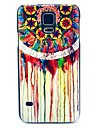 Colorful Rainbow Dream Catcher Pattern Hard Case Cover for Samsung Galaxy S5 I9600
