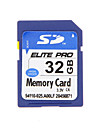 Elite Pro High Quality 32GB SDHC SD Memory Card