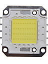 ZDM™ 40W High Power Integrated Cold White Square LED Module (DC 32-35V)