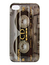 Protective Retro Tape Style Case for iPhone 4/4S