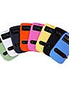 הרשמית זוגית להרחיב עדשת הגוף מלא Case עבור Samsung I9300 S3 (צבעים שונים)