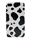 The Cow Lines Hard Skin Case for iPhone 4/4s