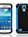 Pour Samsung Galaxy Coque Antichoc Coque Coque Arriere Coque Armure Polycarbonate pour Samsung S4 Mini