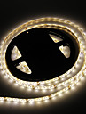 Waterproof 5M 24W 60x3528SMD 900-1200LM  3000-3500K Warm White light LED Strip Light (DC12V)