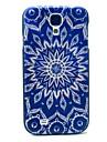 Retro Sunflower Pattern Hard Case for Samsung Galaxy S4 I9500