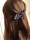 Bowknot Rabbit Ears Simple Practical High Elastic Hair Bands (Color Random)