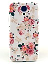 Beautiful Flower Pattern Hard Case Cover for Samsung Galaxy S4 I9500