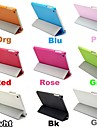 PU Leather Case w/ Stand for iPad mini 3, iPad mini 2, iPad mini (Assorted Colors)