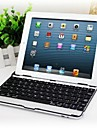Ultra-thin Aluminium Alloy Wireless Bluetooth Keyboard for iPad 4/3/2 (Assorted Colors)