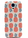 Pineapple Pattern Hard Case Cover for Samsung Galaxy S4 I9500