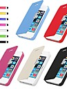 pu lederen tas& touch pen voor iPhone 4 / 4s